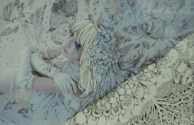 Tender dream in the sea