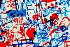 『複雑』-21×15cm-紙、インク-2015年